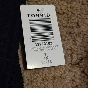 torrid Swim - Torids swimsuit bottoms